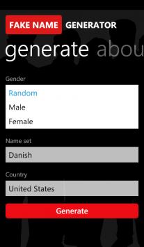 Fake Name Generator | SimsTools